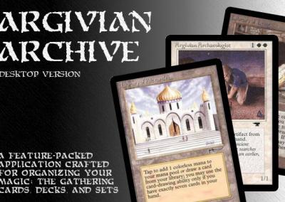 Argivian Archive