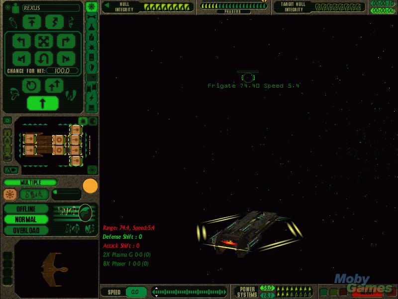 Starfleet Command: Orion Pirates